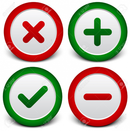 Znamení + a – rozsáhlé vysvětlení. KŘÍŽ – vysvětlení symbolů kříže a jeho destruktivní působení na živé organismy