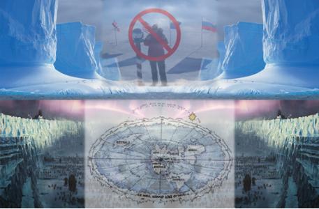 """Antarktičtí """"strážci"""" zasadili Americe odvetný úder v podobě masivního zemětřesení na Novém Zélandu"""