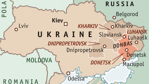 Kyjev panikaří. Kreml se chystá na uznání Donbassu