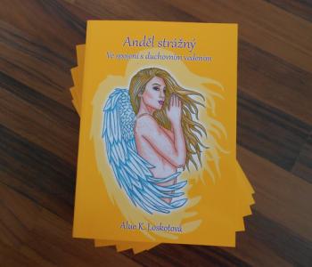 Představení knihy Anděl strážný – Vyškov 17.12.2016 (video)