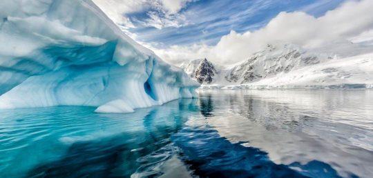 Něco velice divného se chystá na Antarktidě