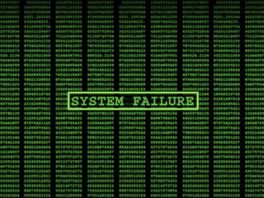 MATRIX KOLABUJE nebo byl použit systém BST na posunutí času a restartu MATRIXU a většina lidí nic nepozorovala. Část 1
