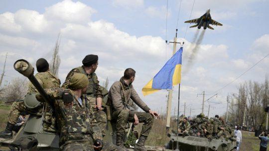 Ukrajina přiznává: V případě konfliktu nejsme schopni válčit s Ruskem