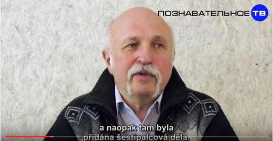 Besedy o životě 6, Poznávací TV, Michail Veličko