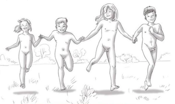 Retardovaná společnost vytváří retardované děti a přesně tak je vychovává…..