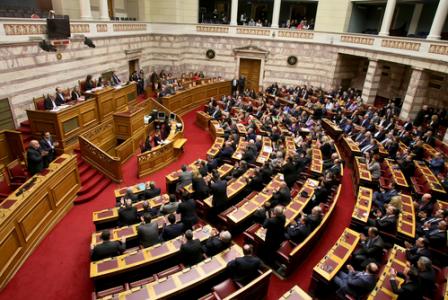 V řeckém parlamentu to hodně jiskří….. Velice turbulentní proslov. Bude i u nás?????