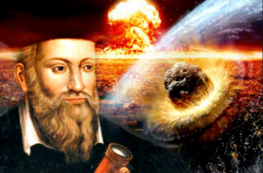 Nostradamova předpověď pro současné dny
