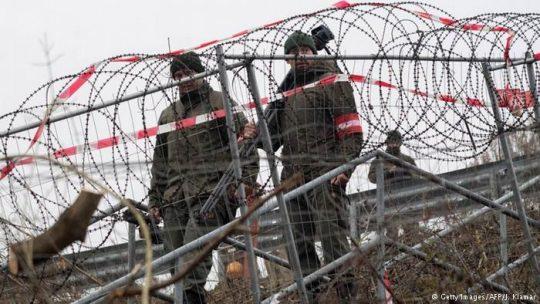 Včerejší důvod uzavření rakouských hranic a opětovné kontroly byly důsledkem razií ve Vídni a Gratzu. Islamisti plánovali nastolit kalifát.