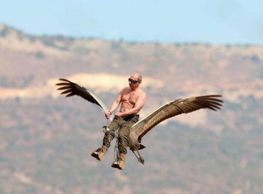 Putin navštíví Antarktidu