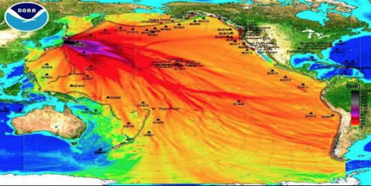 Otrávení Pacifiku. USA v ohrožení?
