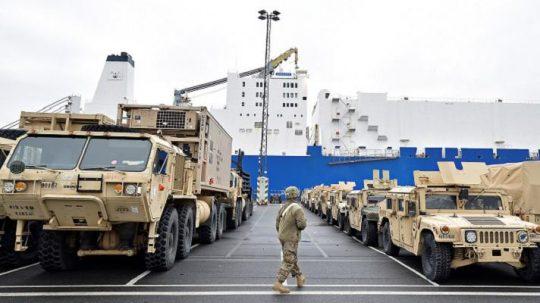 Západ je šokován mapou raketových systémů NATO a Ruska
