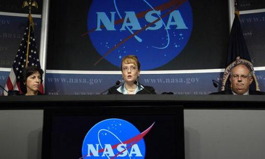 """NASA potvrzuje, že je v kontaktu s mimozemskými rasami a pouze se o tom """"zapomněla"""" zmínit"""