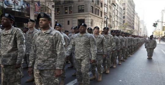 Americká armáda sa pripravuje bojovať na uliciach amerických miest