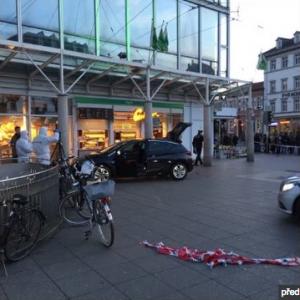 Další teroristický útok se odehrál v Německu VIDEO