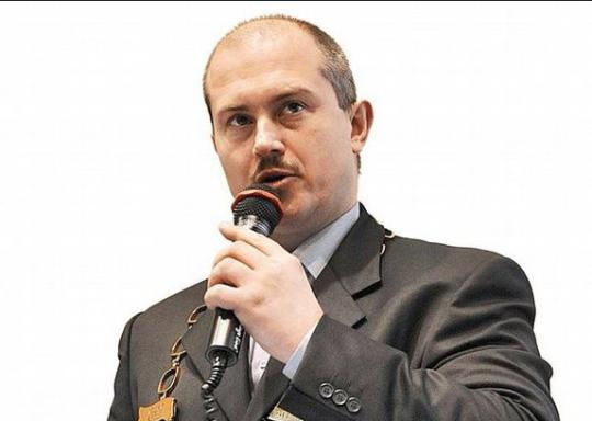 Tlačová beseda ĽSNS k domovej prehliadke u Martina Žáčika