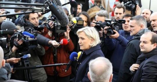 Komisár OSN označil Le Penovú za potenciálnu hrozbu pre svetový mier