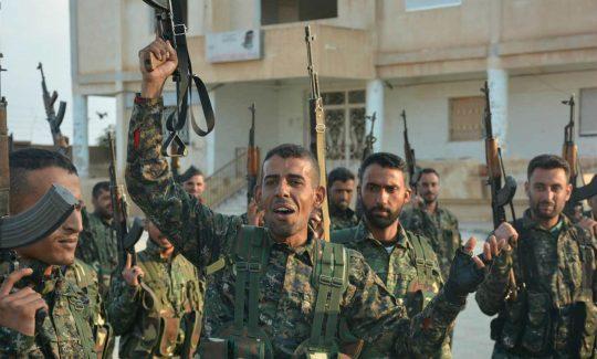Rozvědka informovala o přípravě teroristů na amerických vojenských základnách v Sýrii. SAR zablokovala americkou vojenskou základnu