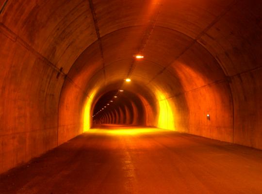 Krev tuhne v žilách: nejděsivější tunel na světě (VIDEO)