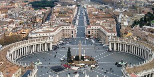 Marian Kotleba priamo z Vatikánu: Ak budeme ďalej mlčať, tak budú kričať kamene!