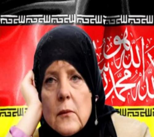 Jestli tohle krátké video uvidí paní Merkelová, tak ji zaručeně trefí šlak
