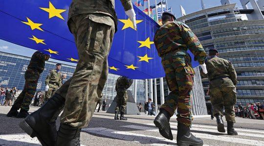 Militarizace Evropské unie: Schengenský prostor předán americkým silám NATO