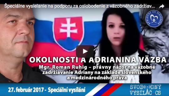 Prosím uvědomte si, co se kolem nás děje a co zde vzniká! Právník Roman Ruhig tvrdě kritizuje postupy justiční mafie na Slovensku