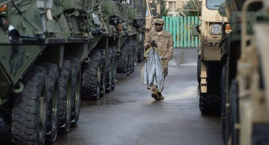 Americká armáda se vrací do Česka. Názor