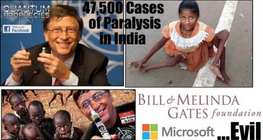 Závěrečná část – Likvidace! Multimiliardář a zakládající šéf Microsoftu Bill Gates otevřeně přiznal, že vakcíny a současná zdravotní péče mají za cíl depopulaci planety