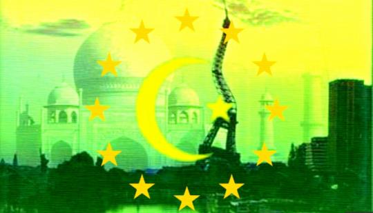 Eurábie v přímém přenosu. Důležitá data, která jsme pro Vás vybrali. Jestli se okamžitě nezakročí ve velkém, v Evropě nezůstane kámen na kameni