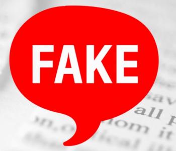 Příběh falešných zpráv je falešnou zprávou