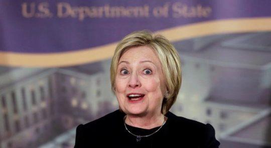 NBC News: Hillary Clintonová kryla elitní pedofilní spolek