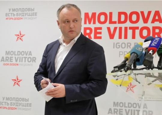 Igor Dodon je v Moldavsku považován za přesvědčeného stoupence těsné spolupráce s Ruskem