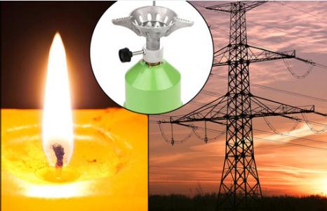 Česku hrozí blackout, připravte se, radí experti! Nutné koupit jídlo, baterky a vařič. Varují nás i v tisku