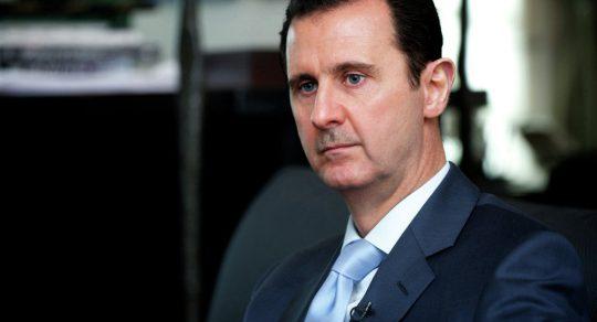 USA se útokem v Sýrii snažily pozvednout bojový duch teroristů, prohlásil Asad