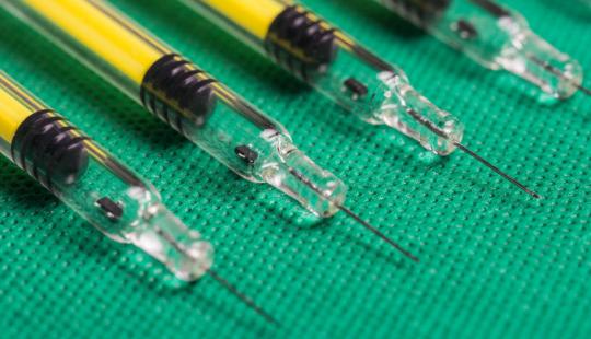 Čeští lékaři se nechtějí nechat očkovat proti chřipce — hrůza