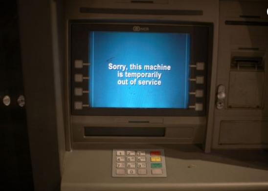 Až se vypnou bankomaty, díl 1