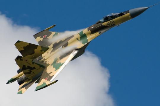 Izraelské letectvo sa pripravuje k vzdušným súbojom s ruskými SU-35 nad Sýriou