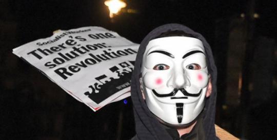 Výzva Anonymous vládě ČR
