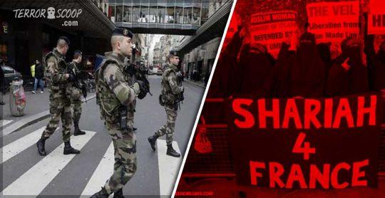 Francie: Přicházející občanská válka