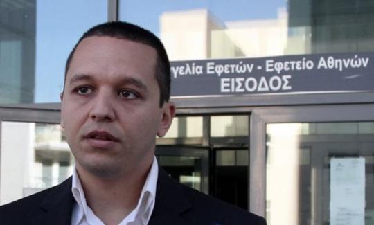 Proslov řeckého politika strany Zlatého úsvitu vejde do dějin lidstva