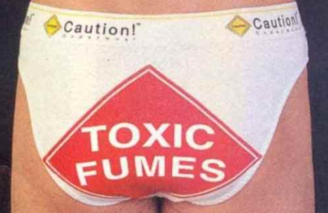 Toxický odpad ve společnosti