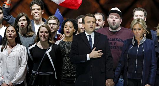 Akú budúcnosť čaká Francúzsko s prezidentom Macronom?