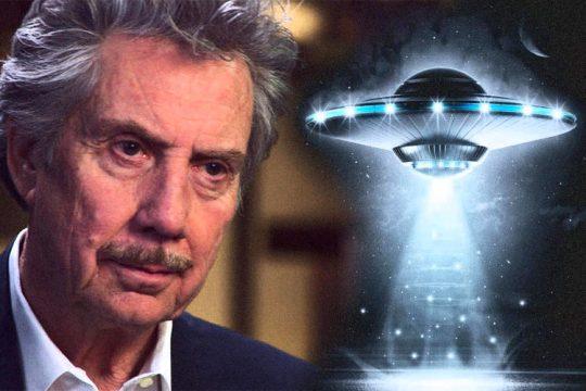 Letecký miliardár & NASA spoločník povedal v CBS o mimozemšťanoch na Zemi