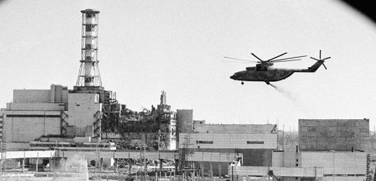 Černobyl: neoficiální verze katastrofy