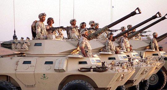 Další krok – invaze? Proč se Saúdská Arábie rozhodla utnout styky s Katarem