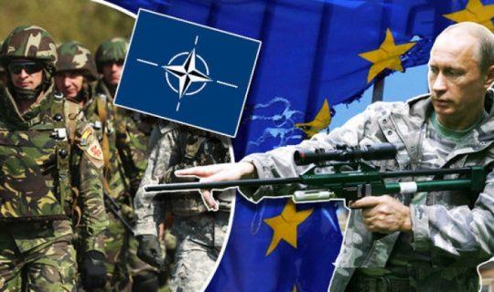 Putin udeřil na NATO: Zvyšujete vojenské výdaje. Proti komu se chystáte bojovat?