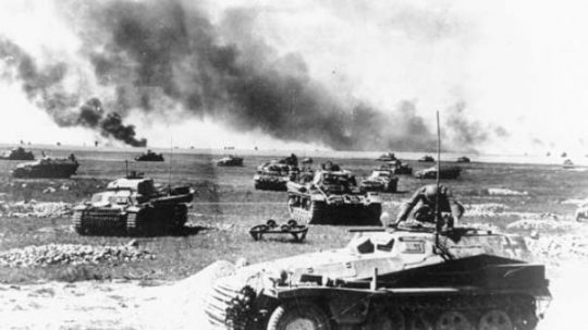 Barbarossa 2.0: NATO otvírá Baltskou frontu