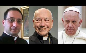 Vatikánské homosexuální orgie: 12 faktů, které musí znát. I o tom, jak je do věci zapojen papež František…