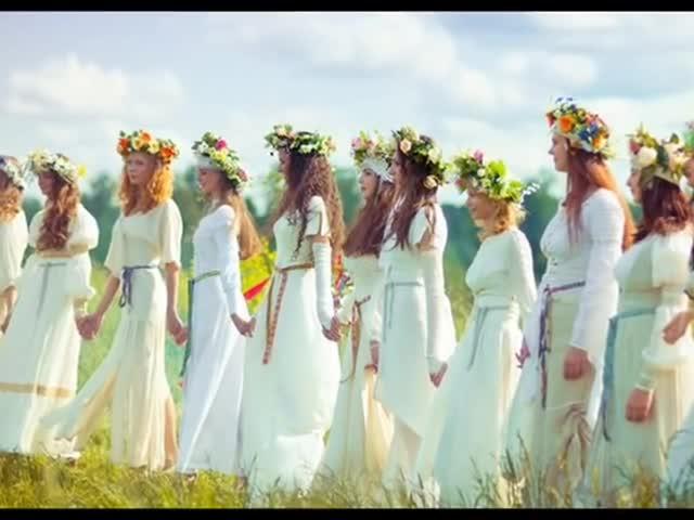 My před 2000 lety – Původní kultura, zvyky a obřady Slovanů