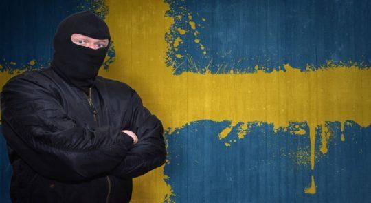 V Švédsku začína občianska vojna